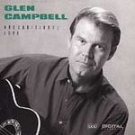 Glen Campbell Unconditional love cd