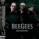 Bee Gees One Night Only cd release 1998