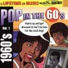Pop in the 60's Vol. 1  cd