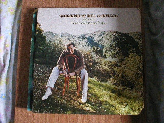 Bill Anderson whispering LP