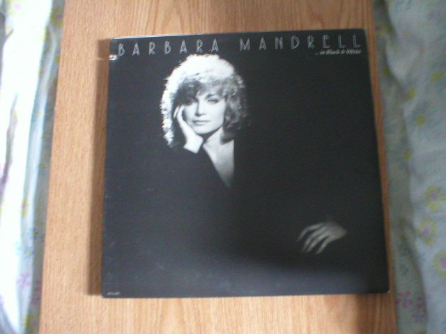 Barbara Mandrell in Black and White LP