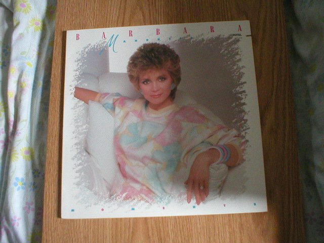 Barbara Mandrell  Moments LP
