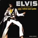 Elvis Presley as Recorded at Madison Square Garden CD