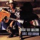 Ricky Van Shelton Love and Honor CD