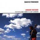 David Friesen Inner Voices CD
