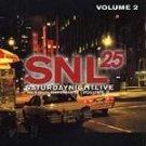 Saturday Night Live: 25 Years, Vol. 2 cd