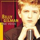 One Voice by Billy Gilman cd
