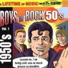 Boys of Rock 50's Vol. 1  cd
