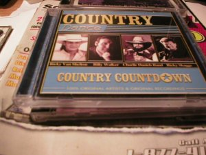 Country Dance  cd
