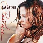 Sara Evans  Restless cd