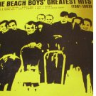 The Beach Boy's Greatest Hits 1961-1963 lp