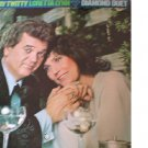 Conway Twitty & Loretta Lynn Diamond Duet LP