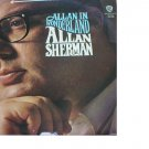 Allan Sherman Allan in Wonderland LP