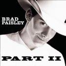 Brad Paisley Part II CD