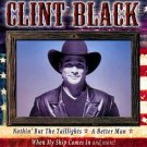 Clint Black All American Country CD