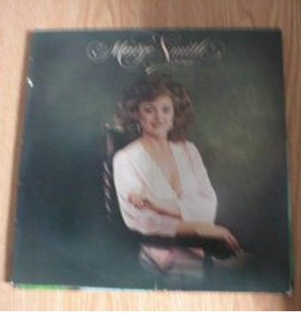 Margo Smith A Woman LP
