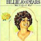 Billie Jo Spears  What I've Got In Mind LP