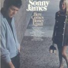 Sonny James Here Comes Honey Again lp