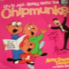 Let's all sing with the chipmunks lp