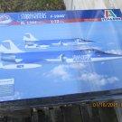 Italeri  F-104G Starfighter Aerobatic Team 1/72 scale