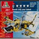 Ialeri Kamov KA-50 Hokum Helicopter w/paint 1/72 scale