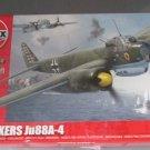 Airfix Junkers JU88A-4 !/72 scale