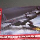 Airfix De Havilland Mosquito NF.MK.II/FB.MK.VI/FB.MK.XVIII 1/72 scale