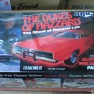 The Duke of Hazzard Ghost of General Lee 1/25 scale