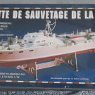 Lindberg  Air Force Rescue Boat 1/72 scale