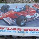 Monogram Raynor Lola Indy Car 1/24 scale