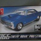 AMT 1966 Chevy Nova Pro Street 1/25 scale
