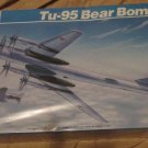 Revell TU-95 Bear Bomber 1/144 scale copyright 1992