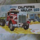 AMT Peterbilt California Hauler 359 1/25 scale