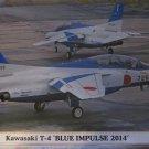 Hasegawa Kawasaki T-4 Blue Impulse Combo Limited Ed 1/72 scale