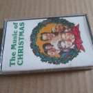 The Music of Christmas  Cassette Tape  Perry Como, Doris Day, Bing Crosby & many more