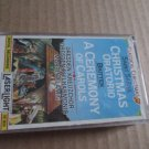 Christmas Oratorio A Ceremony of Carols Cassette Tape