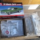 AMT 1970 Monte Carlo Low Rider 1/25 scale