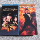 The Living Daylights/Goldeneye VHS James Bond Collection