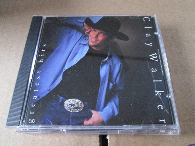 Clay Walker  Greatest Hits cd