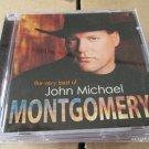 John Michael Montgomery The Very Best of cd