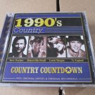 1990's Country cd