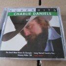 charlie Daniels Super Hits cd