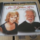 Jean Shepard and Tommy Overstreet  sings 15 gospel hits CD