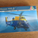Italeri Wessex HAS.3 Helicopter 1/72 scale