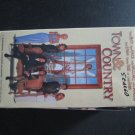 Tower and Country VHS  Warren Beatty  Diane Keaton  Factory Sealed