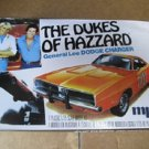 MPC The Dukes of Hazzard General Lee Dodge Charger 1/25 scale