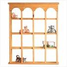 Arched Curio Cabinet