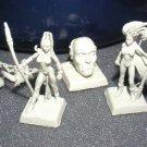 Adiken Fenryll FA60 The Amazons commando resin figures