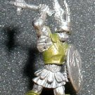 Ral Partha armored hero with axe / 25mm D&D miniature figure
