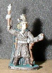 GRENADIER MODELS Drow elf Captain / 25mm D&D miniature figure